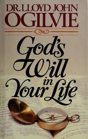 Cover of: God's will in your life