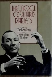 Cover of: The Noël Coward diaries