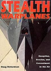 Cover of: Stealth warplanes