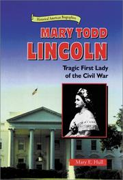 Cover of: Mary Todd Lincoln