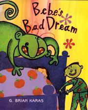 Cover of: Bebe's bad dream