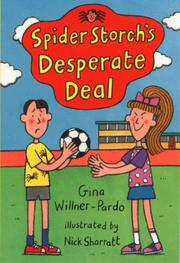 Cover of: Spider Storch's desperate deal