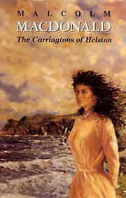 Cover of: The Carringtons of Helston