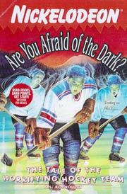 Cover of: The tale of the horrifying hockey team
