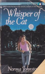 Cover of: Whisper of the Cat