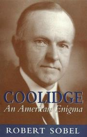 Cover of: Coolidge
