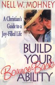 Cover of: Build your bounce-back ability