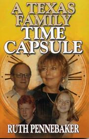 Cover of: A texas family time capsule