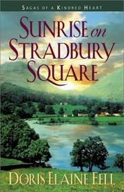 Cover of: Sunrise on Stradbury Square (Sagas of a Kindred Heart, Book 3)