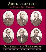 Cover of: Abolitionists