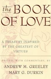 Cover of: The book of love