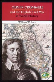 Cover of: Oliver Cromwell and the English Civil War in world history