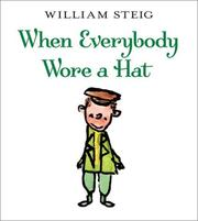 Cover of: When everybody wore a hat