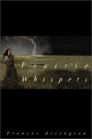 Cover of: Prairie whispers