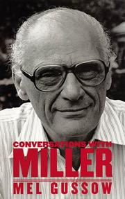 Cover of: Conversations with Miller