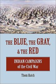 Cover of: The blue, the gray & the red