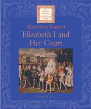 Cover of: Elizabeth I and her court