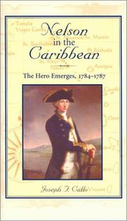 Cover of: Nelson in the Caribbean