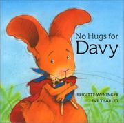 Cover of: No hugs for Davy