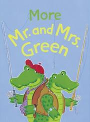 Cover of: More Mr. and Mrs. Green