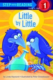 Cover of: Little by little