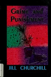Cover of: Grime and punishment: a Jane Jeffry mystery