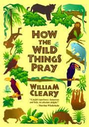 Cover of: How the wild things pray