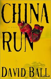 Cover of: China run