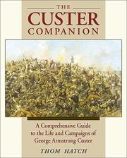 Cover of: The Custer companion