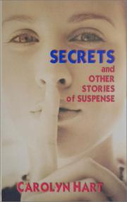 Cover of: Secrets and other stories of suspense