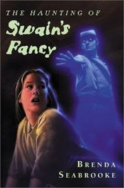 Cover of: The haunting of Swain's Fancy