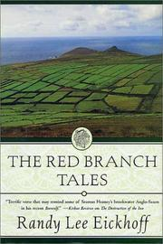Cover of: The red branch tales