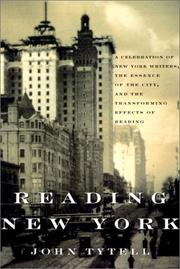 Cover of: Reading New York
