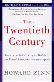 Cover of: The twentieth century: a people's history