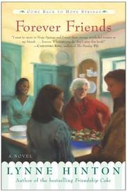 Cover of: Forever friends: a novel