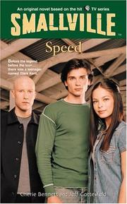 Cover of: Speed