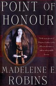 Cover of: Point of honour