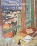 Cover of: Developing critical reading skills