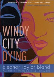 Cover of: Windy City dying