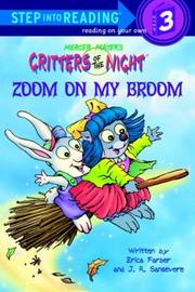 Cover of: Zoom on my broom