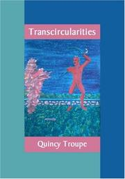 Cover of: Transcircularities: new and selected poems