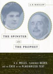 Cover of: The spinster & the prophet