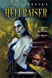 Cover of: Clive Barker's collected best Hellraiser
