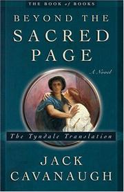 Cover of: Beyond the sacred page