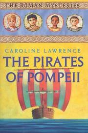 Cover of: The pirates of Pompeii (The Roman Mysteries #3)