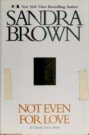 Cover of: Not Even for Love