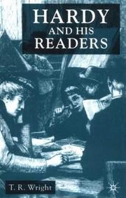 Cover of: Hardy and his readers