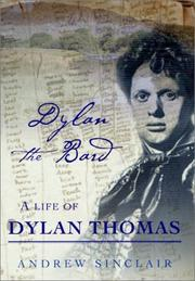 Cover of: Dylan the bard