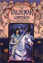 Cover of: The Valdemar companion