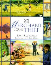 Cover of: The merchant and the thief: a folktale of godly wisdom